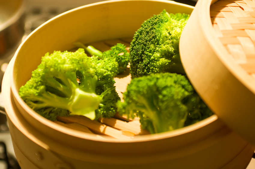 D a a d a cocina al vapor para comer m s sano consejos for Cocinar almejas al vapor