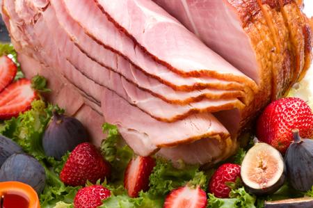 El jamón cocido es una alternativa a los embutidos de mayor contenido en grasas