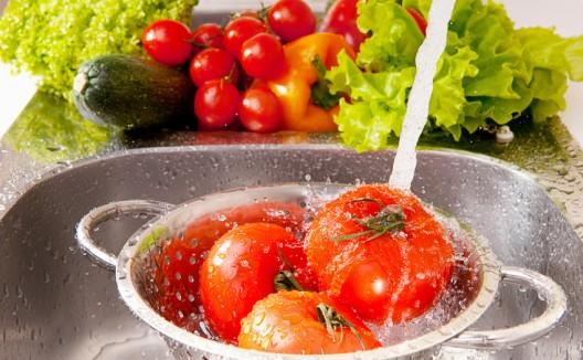 Un alimento limpio es un alimento seguro.