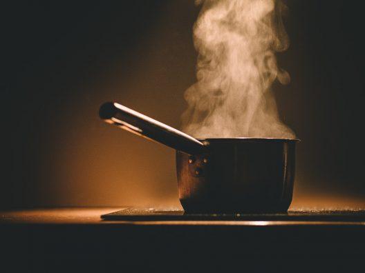 ¿Cocina al vapor? Una pasada…